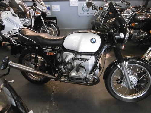 1978 Bmw R100/7 Stunning restored bike  SOLD (picture 1 of 6)