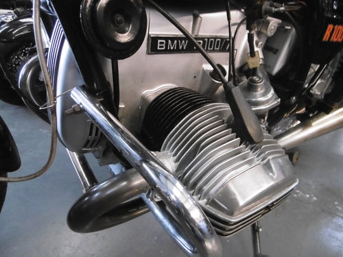 1978 Bmw R100/7 Stunning restored bike  SOLD (picture 3 of 6)