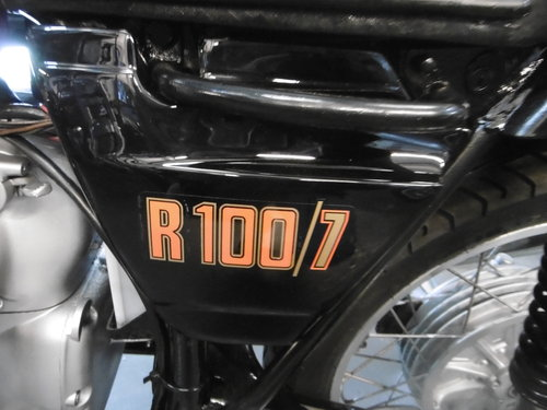 1978 Bmw R100/7 Stunning restored bike  SOLD (picture 6 of 6)