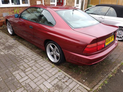 1992 BMW 850i For Sale (picture 3 of 6)