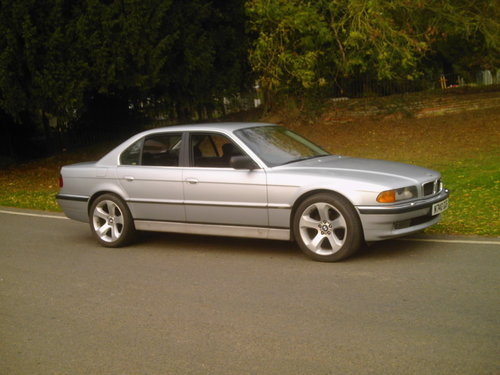 1995 BMW 740 E38 For Sale (picture 1 of 6)