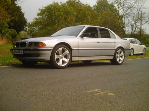 1995 BMW 740 E38 For Sale (picture 3 of 6)