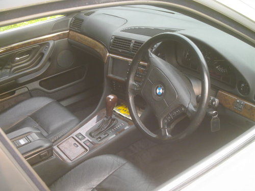 1995 BMW 740 E38 For Sale (picture 5 of 6)