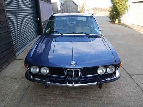 1976 BMW 3.0Si E3 RHD For Sale (picture 1 of 6)