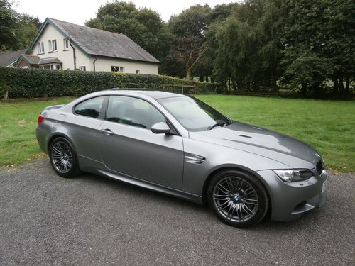 2013 BMW M3 4.0 V8 E92 COUPE JUST 6,500 MILES ** CONCOURS ** SOLD (picture 1 of 6)