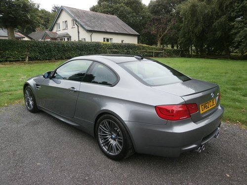 2013 BMW M3 4.0 V8 E92 COUPE JUST 6,500 MILES ** CONCOURS ** SOLD (picture 2 of 6)