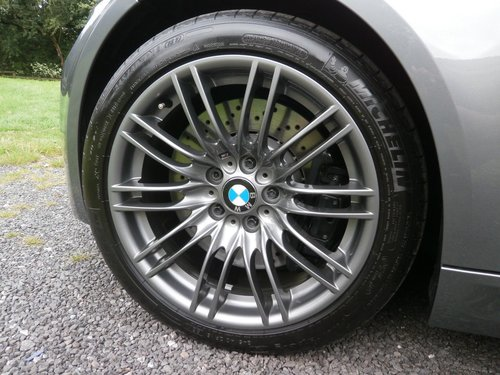 2013 BMW M3 4.0 V8 E92 COUPE JUST 6,500 MILES ** CONCOURS ** SOLD (picture 3 of 6)