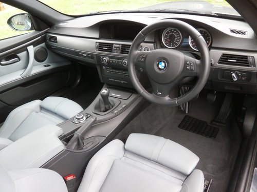 2013 BMW M3 4.0 V8 E92 COUPE JUST 6,500 MILES ** CONCOURS ** SOLD (picture 6 of 6)