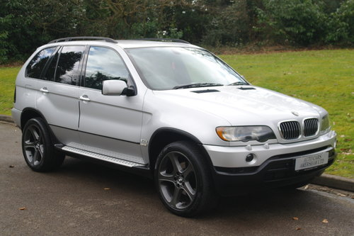 BMW X5.. 3.0 Diesel Sport.. Auto.. Hi Spec.. Lovely Example. SOLD (picture 1 of 6)