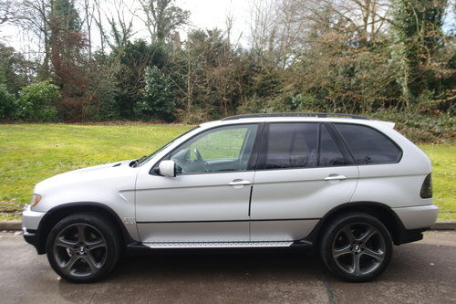 BMW X5.. 3.0 Diesel Sport.. Auto.. Hi Spec.. Lovely Example. SOLD (picture 2 of 6)