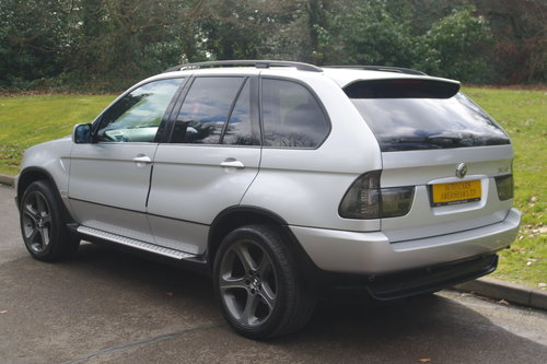 BMW X5.. 3.0 Diesel Sport.. Auto.. Hi Spec.. Lovely Example. SOLD (picture 6 of 6)