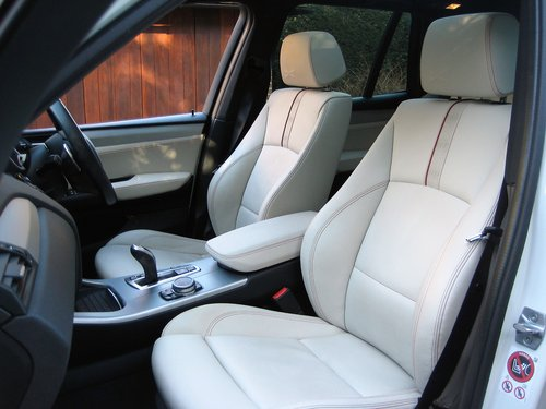 2015 BMW X3 3.0d M Sport With Panoramic Roof + £8k Of Options For Sale (picture 3 of 6)