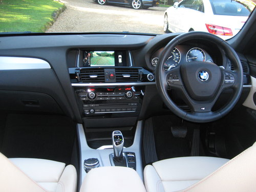 2015 BMW X3 3.0d M Sport With Panoramic Roof + £8k Of Options For Sale (picture 4 of 6)
