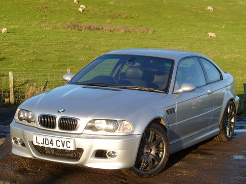 2004 BMW 3.2 M3 Sequential 2dr GREAT MILES & HISTORY For Sale (picture 1 of 6)