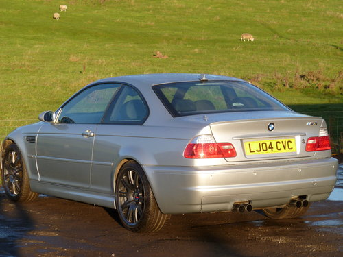 2004 BMW 3.2 M3 Sequential 2dr GREAT MILES & HISTORY For Sale (picture 2 of 6)