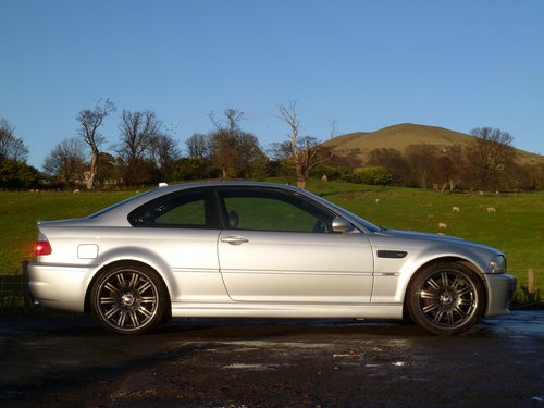 2004 BMW 3.2 M3 Sequential 2dr GREAT MILES & HISTORY For Sale (picture 3 of 6)