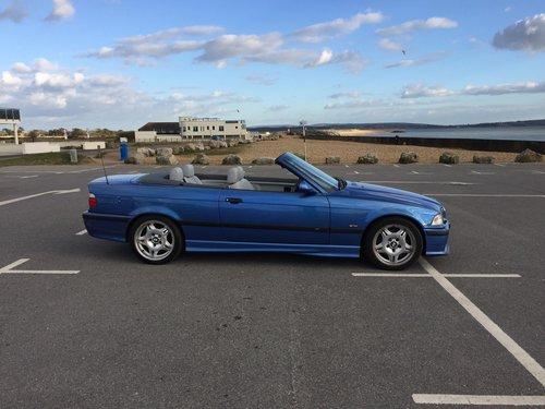1998 Estoril blue bmw e36 m3 evo immaculate For Sale | Car ...
