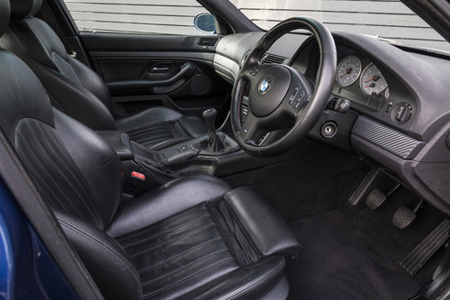 2001 BMW M5 (E39) SALOON For Sale (picture 4 of 6)
