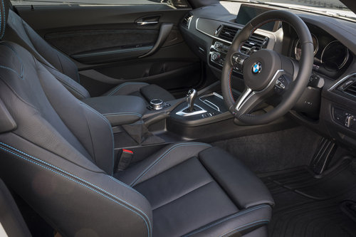 2018 BMW M2 DCT Coupe  (Only 570 MILES) SOLD (picture 4 of 6)