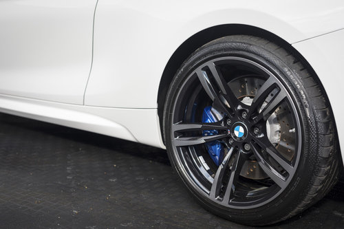 2018 BMW M2 DCT Coupe  (Only 570 MILES) SOLD (picture 6 of 6)