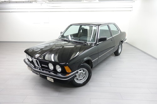 1981 Bmw 323i with first owner For Sale (picture 1 of 6)