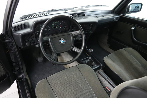 1981 Bmw 323i with first owner For Sale (picture 5 of 6)