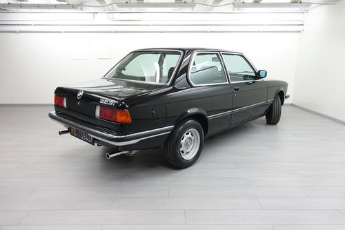 1981 Bmw 323i with first owner For Sale (picture 6 of 6)