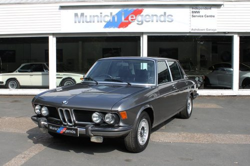 1975 BMW E3 3.3L Automatic For Sale (picture 1 of 6)