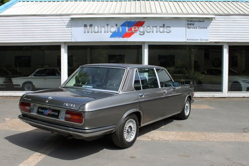 1975 BMW E3 3.3L Automatic For Sale (picture 2 of 6)