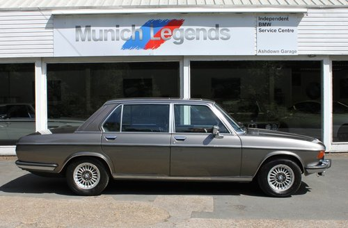 1975 BMW E3 3.3L Automatic For Sale (picture 3 of 6)
