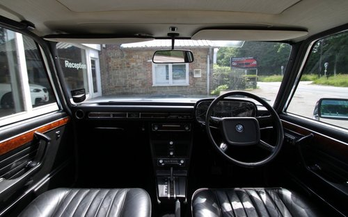 1975 BMW E3 3.3L Automatic For Sale (picture 4 of 6)