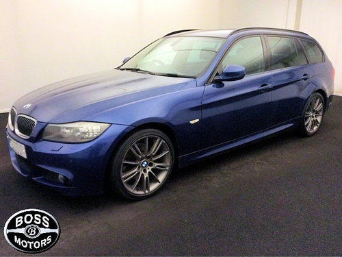 2011 BMW 3 Series 2.0 Diesel Auto 320d Sport Plus Touring Estate For Sale (picture 1 of 6)