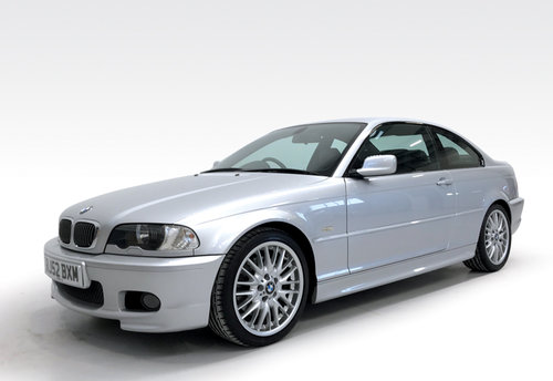 2002 BMW 330Ci Sport Coupe auto SOLD (picture 1 of 6)