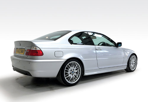2002 BMW 330Ci Sport Coupe auto SOLD (picture 2 of 6)