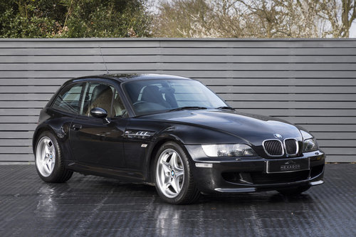 2002 BMW Z3M Coupe S54 SOLD (picture 1 of 6)