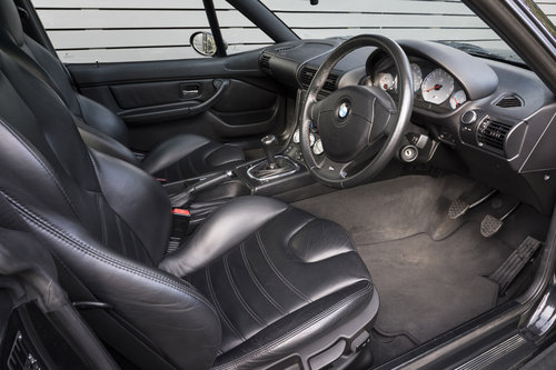 2002 BMW Z3M Coupe S54 SOLD (picture 4 of 6)