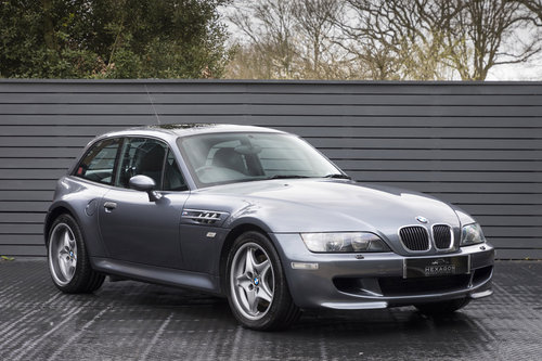 2002 BMW Z3M Coupe S54 For Sale (picture 1 of 6)