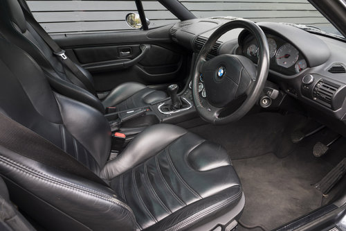 2002 BMW Z3M Coupe S54 For Sale (picture 4 of 6)