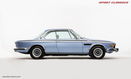 1973 BMW 3.0 CSL // NUT AND BOLT RESTORATION SOLD (picture 1 of 6)