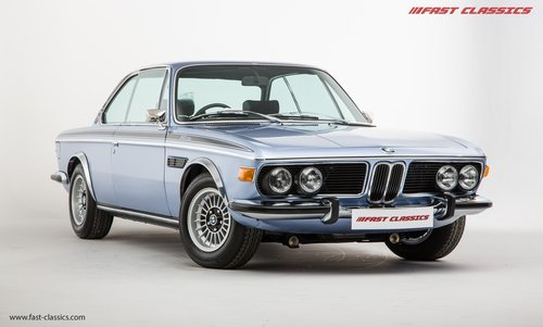 1973 BMW 3.0 CSL // NUT AND BOLT RESTORATION SOLD (picture 2 of 6)