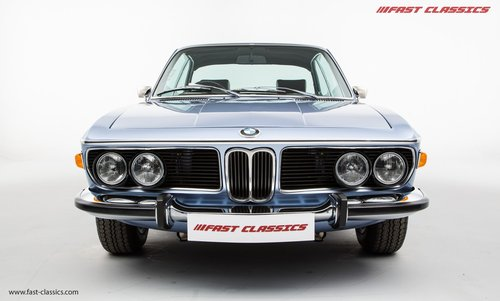1973 BMW 3.0 CSL // NUT AND BOLT RESTORATION SOLD (picture 3 of 6)