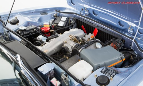 1973 BMW 3.0 CSL // NUT AND BOLT RESTORATION SOLD (picture 6 of 6)