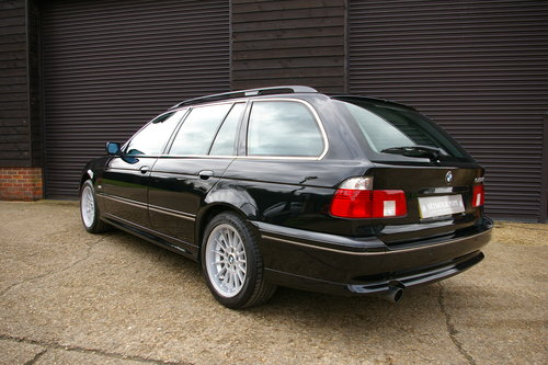 2002 BMW E39 540i 4.4 V8 Touring Automatic (62,342 miles) SOLD (picture 3 of 6)