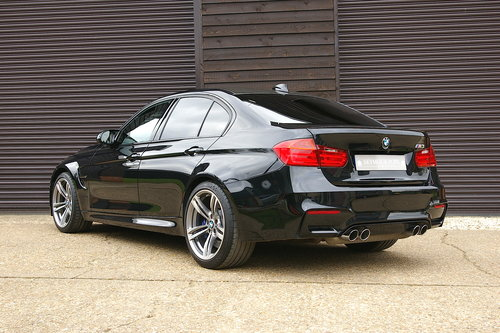 2014 BMW F80 M3 3.0 DCT Saloon Auto (26,875 miles) SOLD (picture 3 of 6)