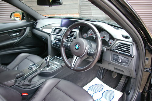 2014 BMW F80 M3 3.0 DCT Saloon Auto (26,875 miles) SOLD (picture 4 of 6)