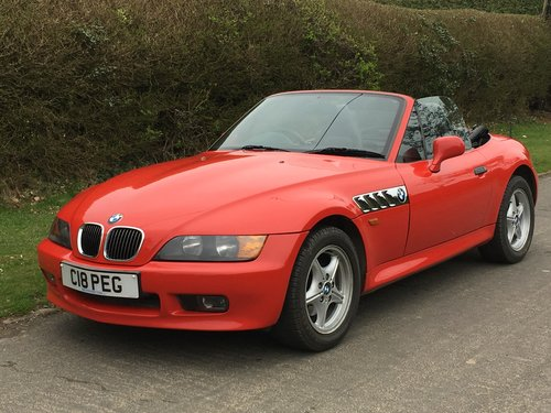 1998 BMW Z3 SOLD (picture 2 of 6)