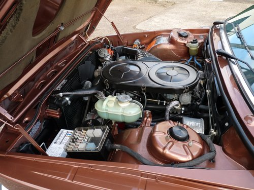 1976 BMW 525 E12 automatic, outstanding, SOLD SOLD (picture 4 of 6)