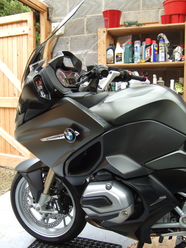 2014 Bmw R1200rt Se Low Mileage Pristine Condition Sold Car And