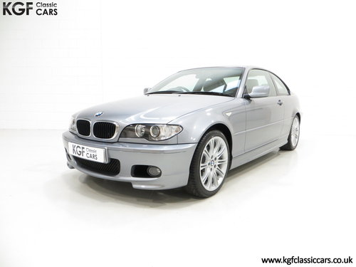 2003 An Astonishing BMW E46 318Ci MSport Coupe with 3,455 Miles SOLD (picture 2 of 6)