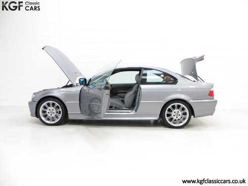 2003 An Astonishing BMW E46 318Ci MSport Coupe with 3,455 Miles SOLD (picture 3 of 6)